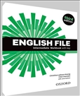 English File Intermediate Third Edition Workbook with key