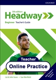 Headway Beginner Fifth Edition Teacher's Resource Centre Code