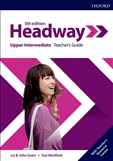 Headway Upper Intermediate Fifth Edition Teacher's Book...
