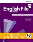 English File Beginner Fourth Edition Workbook Classroom...