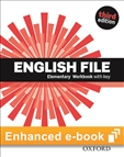English File Elementary Third Edition Workbook eBook