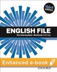 English File Pre-intermediate Third Edition Workbook eBook