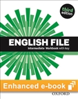 English File Intermediate Third Edition Workbook eBook
