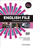 English File Intermediate Plus Class DVD