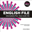 English File Intermediate Plus Class Audio CD