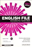 English File Intermediate Plus Teacher's Book and Test...