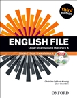 English File Upper Intermediate Third Edition Student's Book A