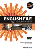 English File Upper Intermediate Third Edition Class DVD