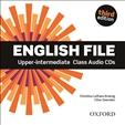 English File Upper Intermediate Third Edition Class Audio CD