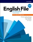 English File Pre-intermediate Fourth Edition Student's...