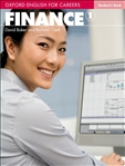 Oxford English for Careers: Finance 1 Student's Book