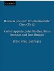 Business One:One Pre-intermediate Class Audio CD