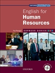 Express Series: English for the Human Resources Book with Multi-Rom