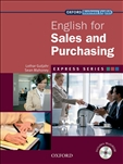 Express Series: English for Sales and Purchasing Book with Multi-Rom