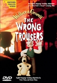 The Wrong Trousers DVD