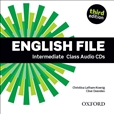 English File Intermediate Third Edition Class Audio CD