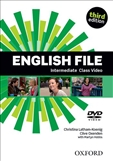 English File Intermediate Third Edition Class DVD