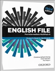 English File Pre-intermediate Third Edition Student's Book B
