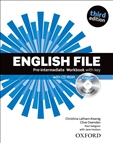 English File Pre-intermediate Third Edition Workbook with Key