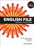 English File Elementary Third Edition Student's Book