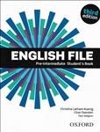 English File Pre-inermediate Third Edition Student's Book