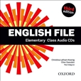 English File Elementary Third Edition Class Audio CD