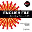 English File Elementary Third Edition Class Audio CD