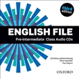 English File Pre-intermediate Third Edition Class Audio CD