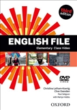 English File Elementary Third Edition Class DVD