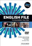 English File Pre-intermediate Third Edition Class DVD
