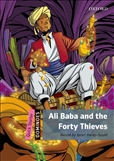 Dominoes Quick Starter: Ali Baba and the Forty Thieves Book with MP3