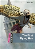 Dominoes Quick Starter: The First Flying Man Book with MP3