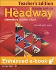 New Headway Elementary Fourth Edition Teacher's eBook