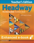 New Headway Pre-intermediate Fourth Edition Teacher's eBook
