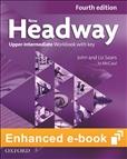 New Headway Upper Intermediate Fourth Edition Workbook eBook