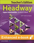 New Headway Upper Intermediate Fourth Edition Teacher's eBook