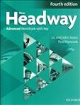 New Headway Advanced Fourth Edition Workbook with Key