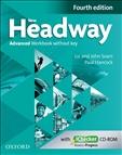 New Headway Advanced Fourth Edition Workbook without Key