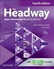 New Headway Upper Intermediate Fourth Edition Workbook with Key