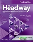 New Headway Upper Intermediate Fourth Edition Workbook without Key
