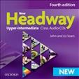 New Headway Upper Intermediate Fourth Edition Class Audio CD