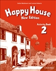 Happy House 2 New Edition Activity Book