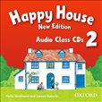 Happy House 2 (New Edition) Class CDs