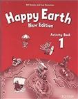 Happy Earth 1 New Edition Activity Book