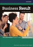 Business Result Second Edition Pre-intermediate Student's eBook