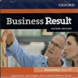 Business Result Second Edition Elementary Class Audio CD