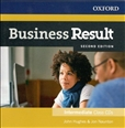 Business Result Second Edition Intermediate Class Audio CD