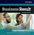 Business Result Second Edition Upper Intermediate Class Audio CD