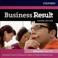 Business Result Second Edition Advanced Class Audio CD
