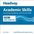 Headway Academic Skills 2: Listening & Speaking Class Audio CD (2)